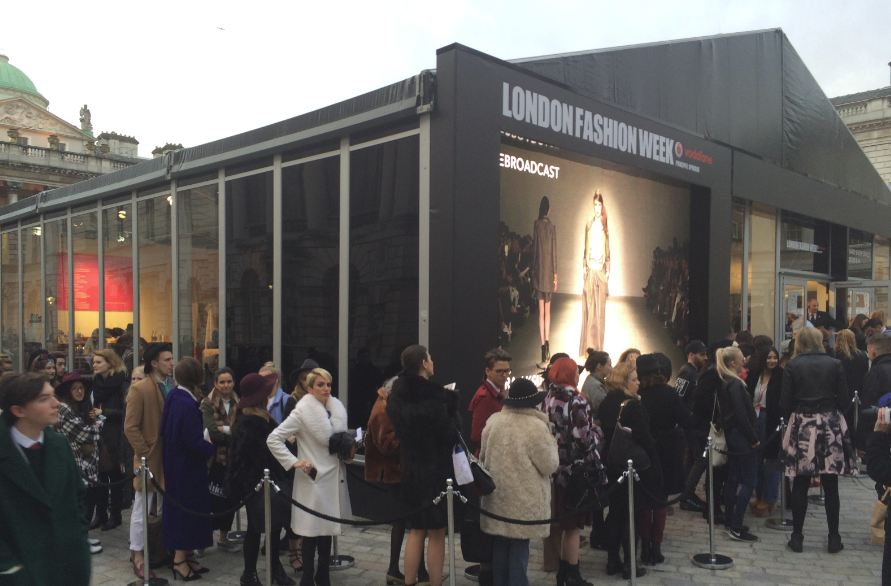 LFW Somerset House