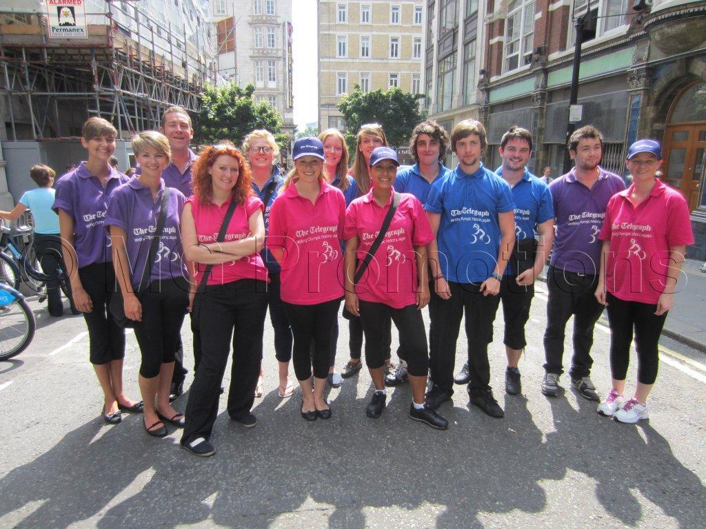 Olympics Telegraph Team