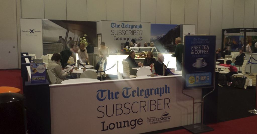 Telegraph Subscriber Lounge
