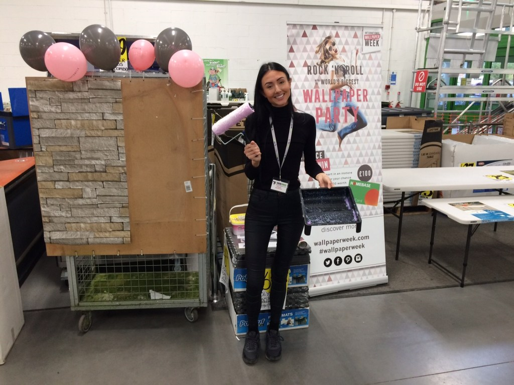 Homebase in-store competition Dundee