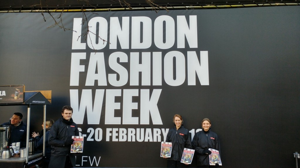 The Week@London Fashion Week 2018