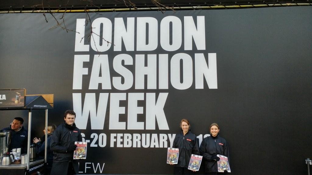 The Week@London Fashion Week