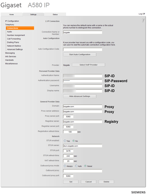 Gigaset-A580IP-SIPGate-Registration-500