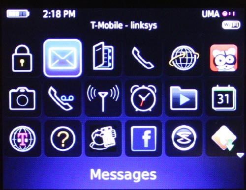 Blackberry-Bold2-Showing-UMA