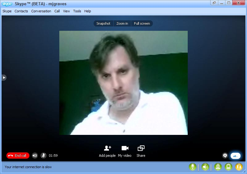 The Freetalk Everyman Webcam For Skype | Graves On SOHO Technology