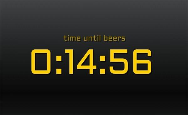Chromecast-Countdown