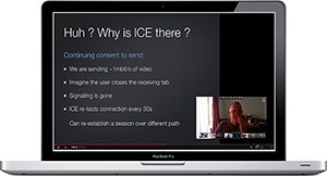 A Challenge: WebRTC Screen Sharing v2