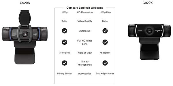Everything Old Is New Again Logitech Introduces C920s Hd Pro