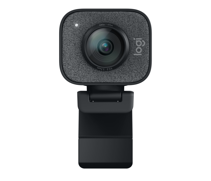 Logitech Streamcam frontal