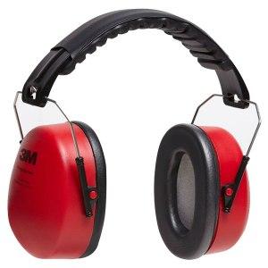 Abafador de ruidos da marca 3M. Modelo Pomp Muffler. Atenuação de referência: 21db