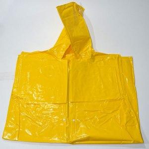 Conjunto PVC para proteção contra intempéries do clima e produtos quimicos em baixa concentração.