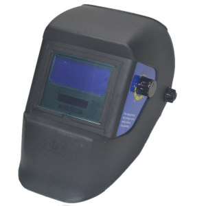 Mascara segurança para soladagem. Marca GW Escudo com escurecimento automatico e visor fixo.