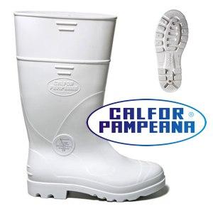 Bota de seguranca Pampeana Cano Longo CA 37771