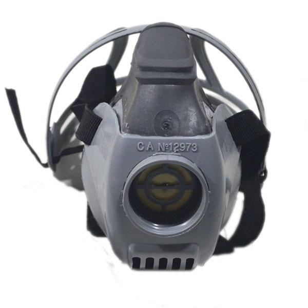 Máscara de proteção respiratória Semifacial Airsan, fabricada pela Air  Safety 5056044f22