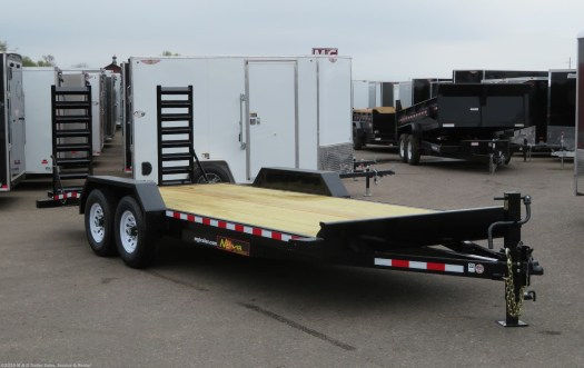 Midsota ET8220 Equipment Trailer