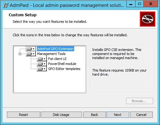 Local Admin Parolalarının Group Policy ve Active Directory İle Merkezi Olarak Yönetimi_3