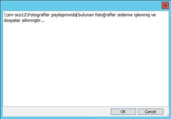 Orchestrator Kullanarak Kullanıcı Fotoğraflarının Active Directory ye İşlenmesi_11