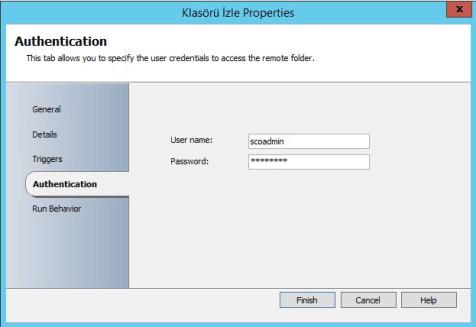 Orchestrator Kullanarak Kullanıcı Fotoğraflarının Active Directory ye İşlenmesi_6