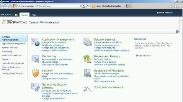 Service Manager Self-Service Portal Kurulum_16
