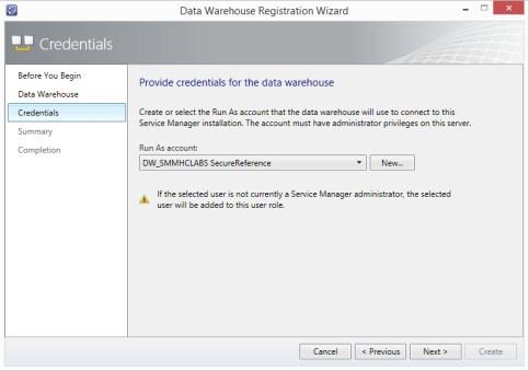 Service Manager 2012 R2 DataWarehose Kurulum ve Ayarlar_23