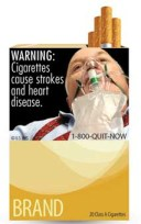FDA requires graphic warnings on cigarette packs