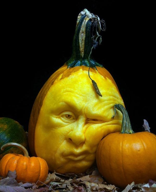 Sleepy Pumpkin