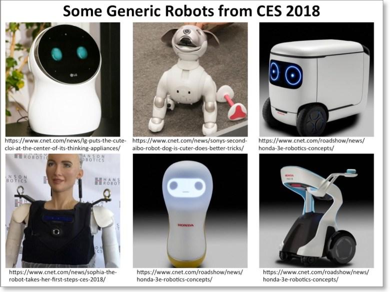 Robots of CES-1