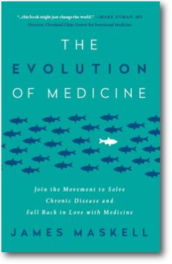 Evolution of Medicine, book by James Maskell