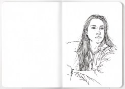 portraits 011 Marlene