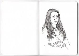 portraits 031 Maria