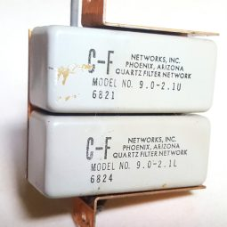 Drake TR4 Transceiver Networks Inc Filters complete part