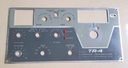 Drake TR4 Transceiver Front