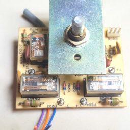 Yaesu YO-901 Multiscope T-1743A Board