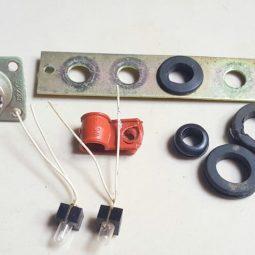 Yaesu FL-2100  Mix Lot of parts See Picture
