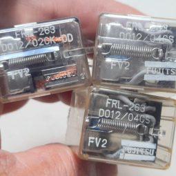 YAESU FT-107M Original Relays (3) units