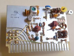Atlas 215X SSB Transceiver LOT#12 Board PC-100D