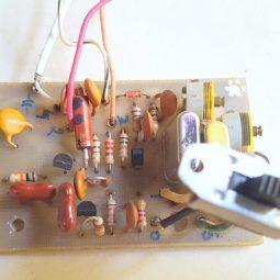 Atlas 215X SSB Transceiver LOT#14 Board PC-600B