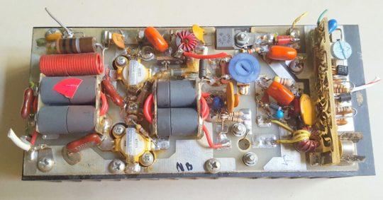 Atlas 215X SSB Transceiver LOT#17 Final Unit Board