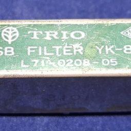 Kenwood  Filter YK-88S Used Working