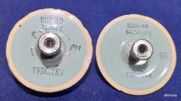 Kenwood TL-922 Original Doorknob BDA-40 RDA-40 2000 PF 7 KV 300 PF 3 KV  Used