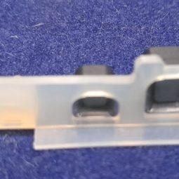 Yaesu FT-817 Original Plstic Front Switch Used