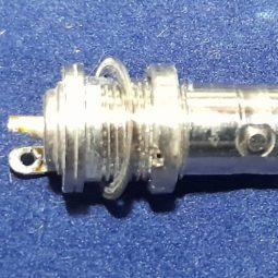 Yaesu FT-817 Original Front Connector Used