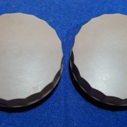 Hammarlund HQ-140-X Original Big Buttons Pair Used