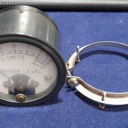 Hammarlund HQ-140-X Original S Meter Used with Support