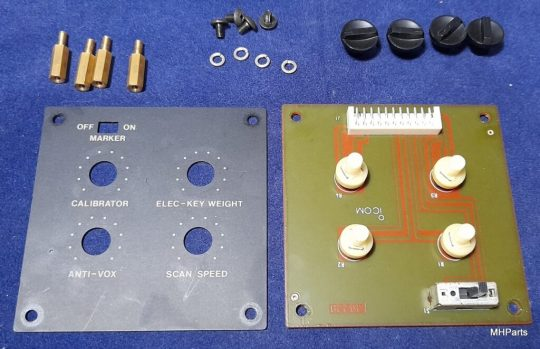 Icom IC-760 Pro , IC-765 Original 2022B Unit Used