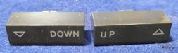 Icom IC-760 Pro , IC-765 Up and Down Button Used