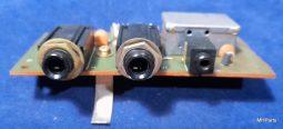 Icom IC-760 Pro , IC-765 Original Back Board B2018B Used Working