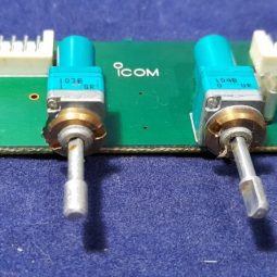 Icom IC-760 Pro , IC-765 Original Butons Board B2021A Used Working