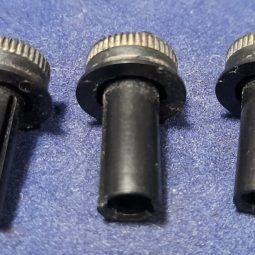 Kenwood TS-130 S Original Vox Plastic Buttons Used