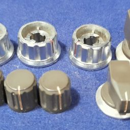 Kenwood TS-130 S Original Front Buttons Set Used